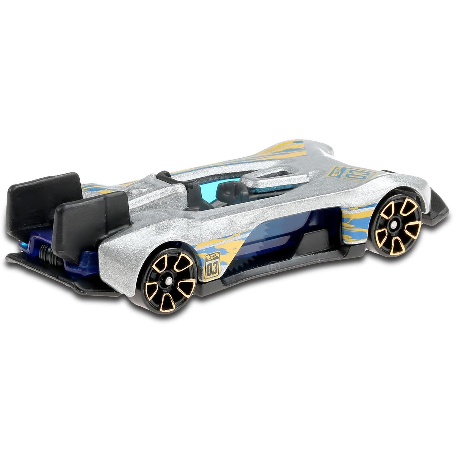 Hot Wheels - Electro Silhouette - GHC31