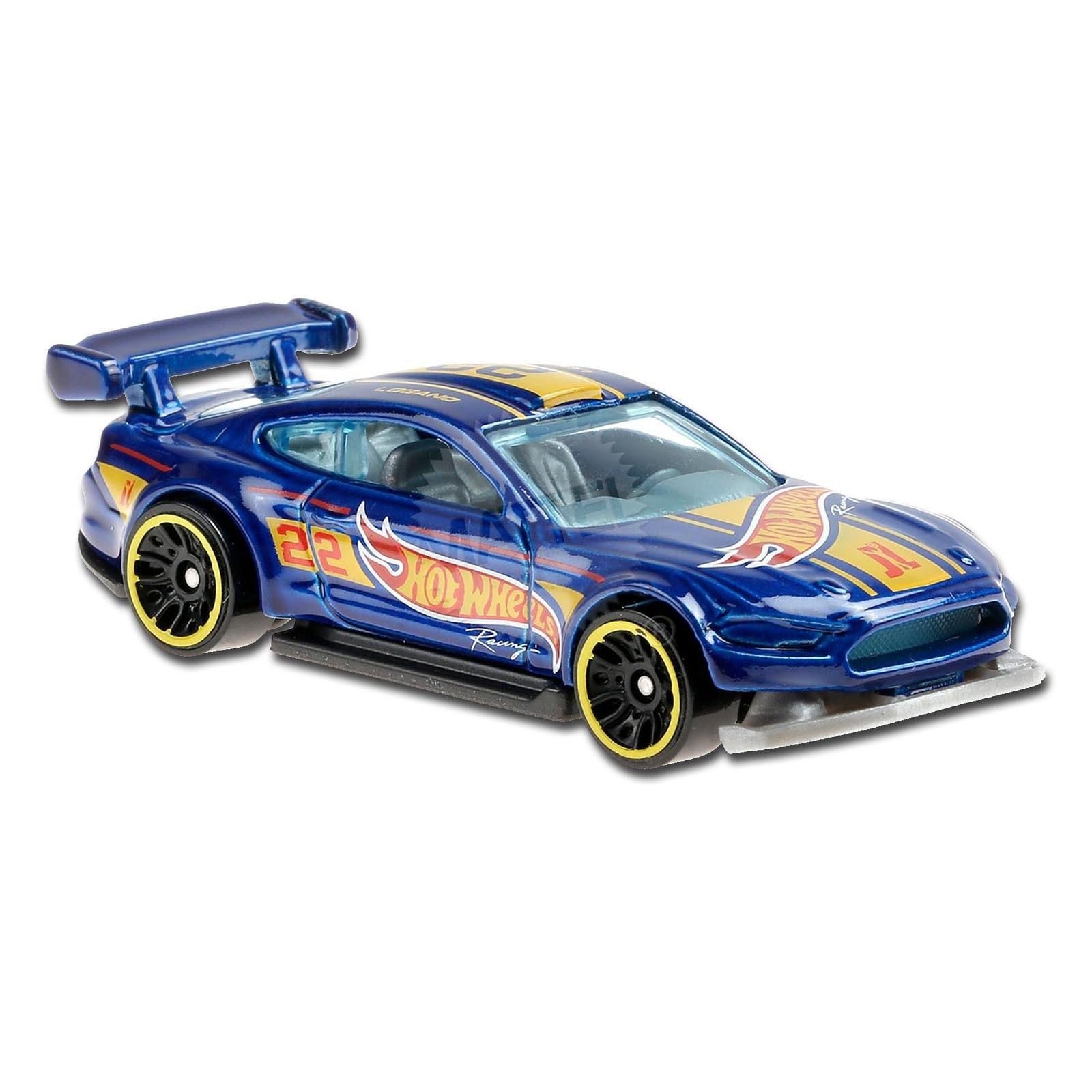 Hot Wheels - Custom '18 Ford Mustang GT - GHC59