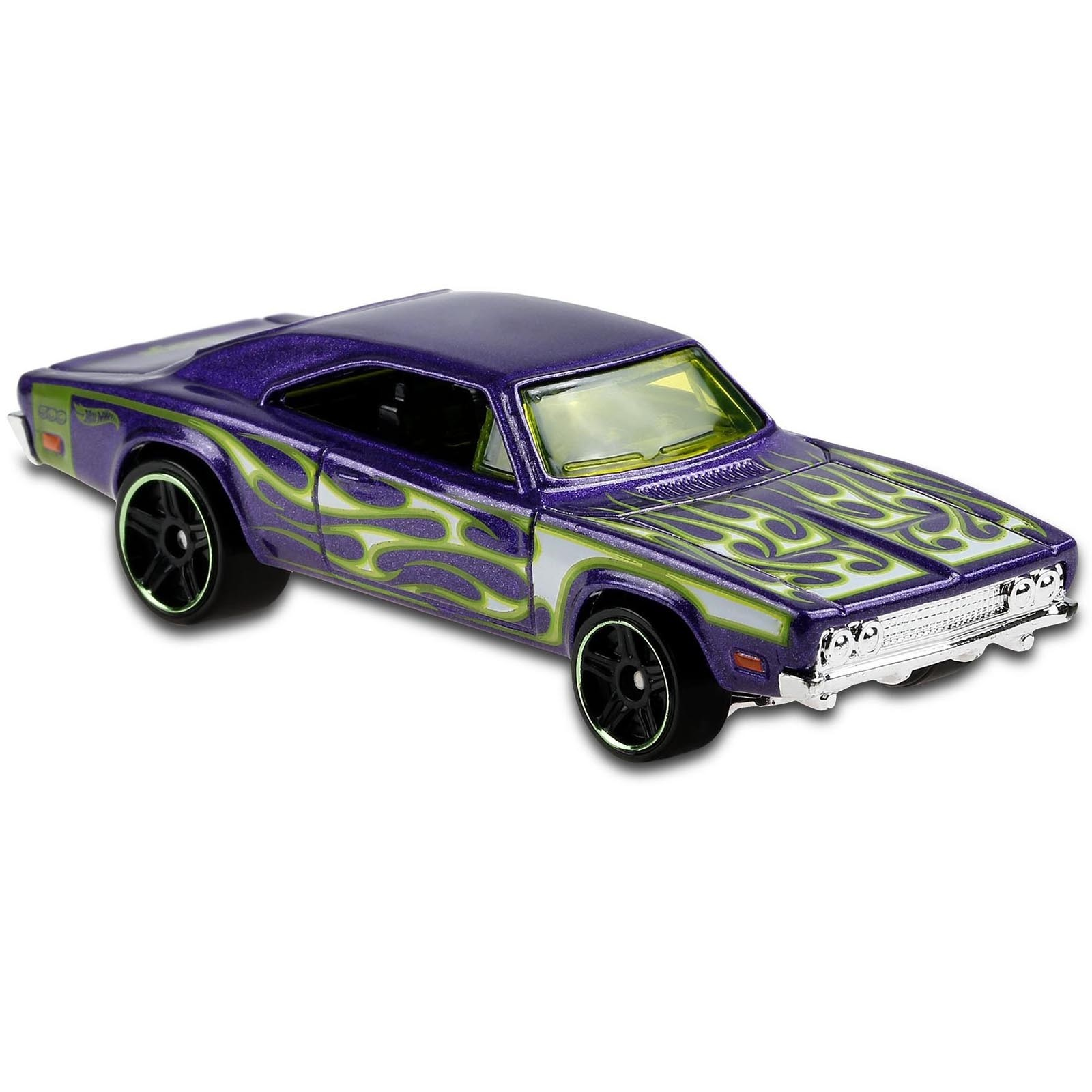 Hot Wheels - '69 Dodge Charger 500 - GHD62