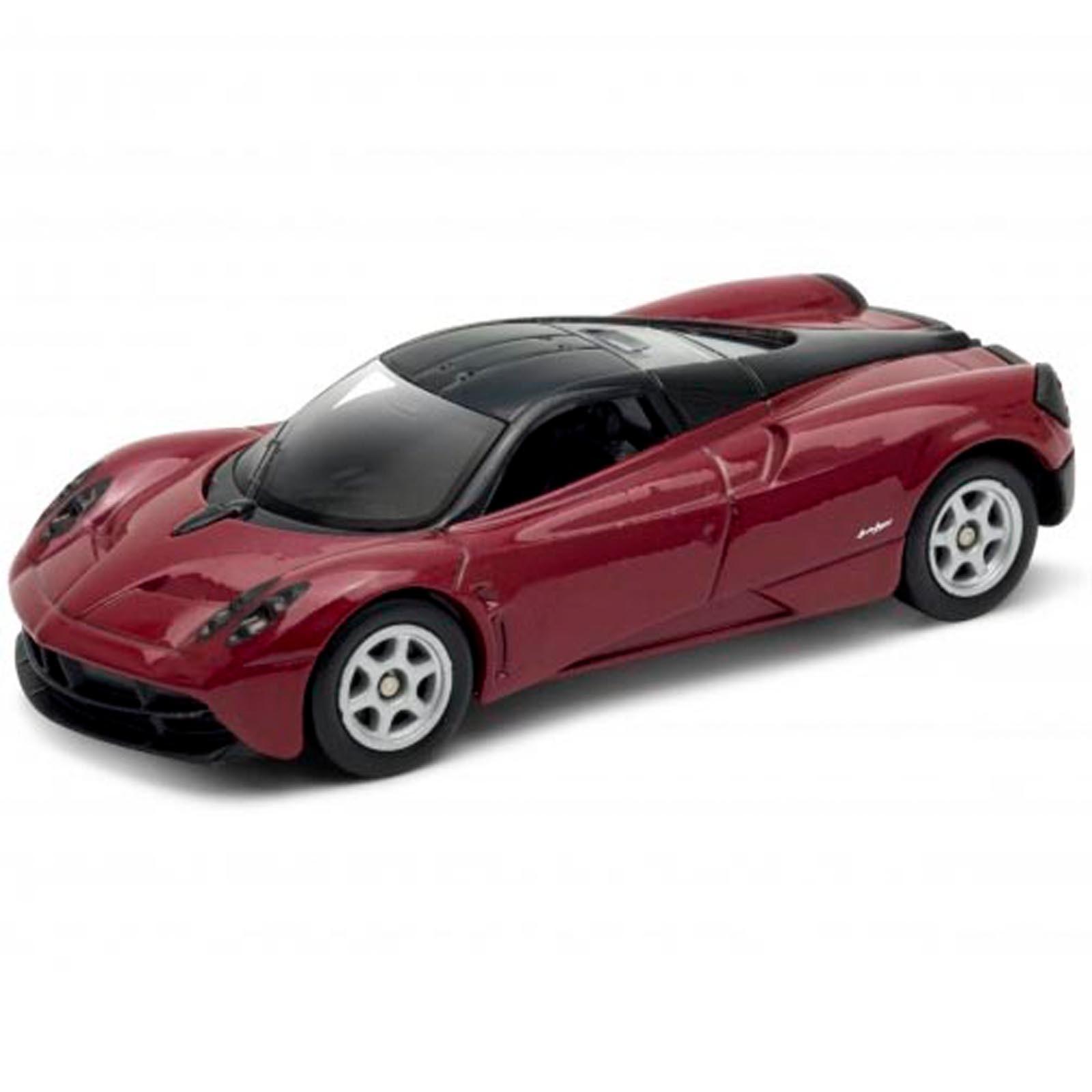 Miniatura - 1:64 - Pagani Huayra - California Minis - Welly