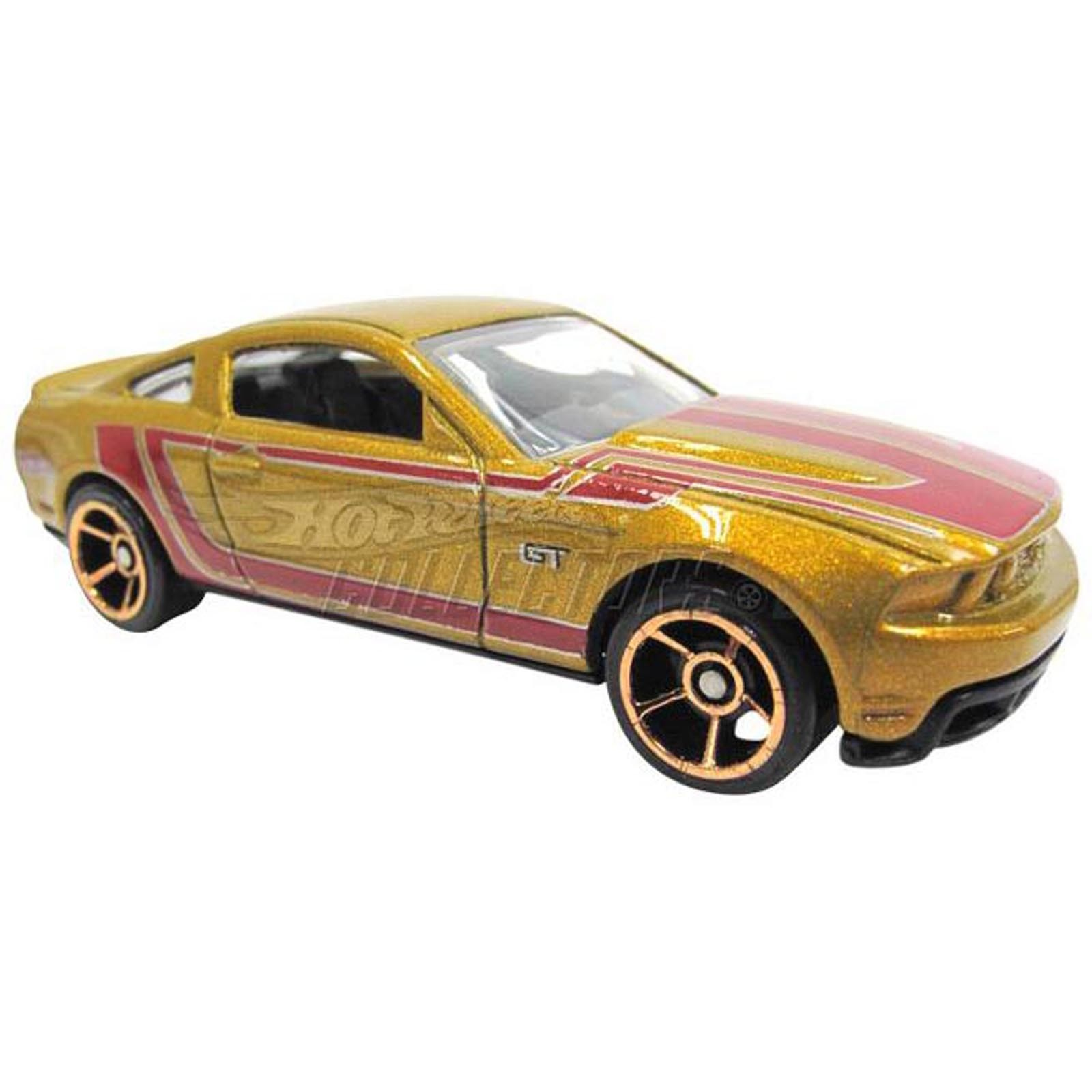 Hot Wheels - 2010 Ford Mustang GT - T9851
